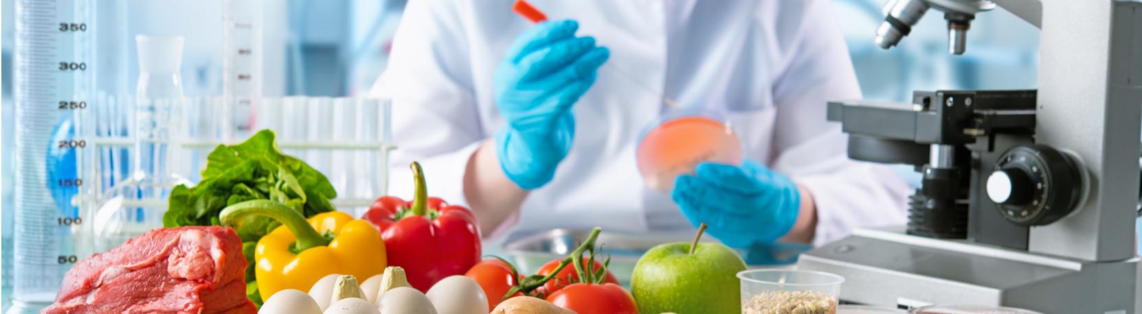 analisi alimenti in campania e puglia