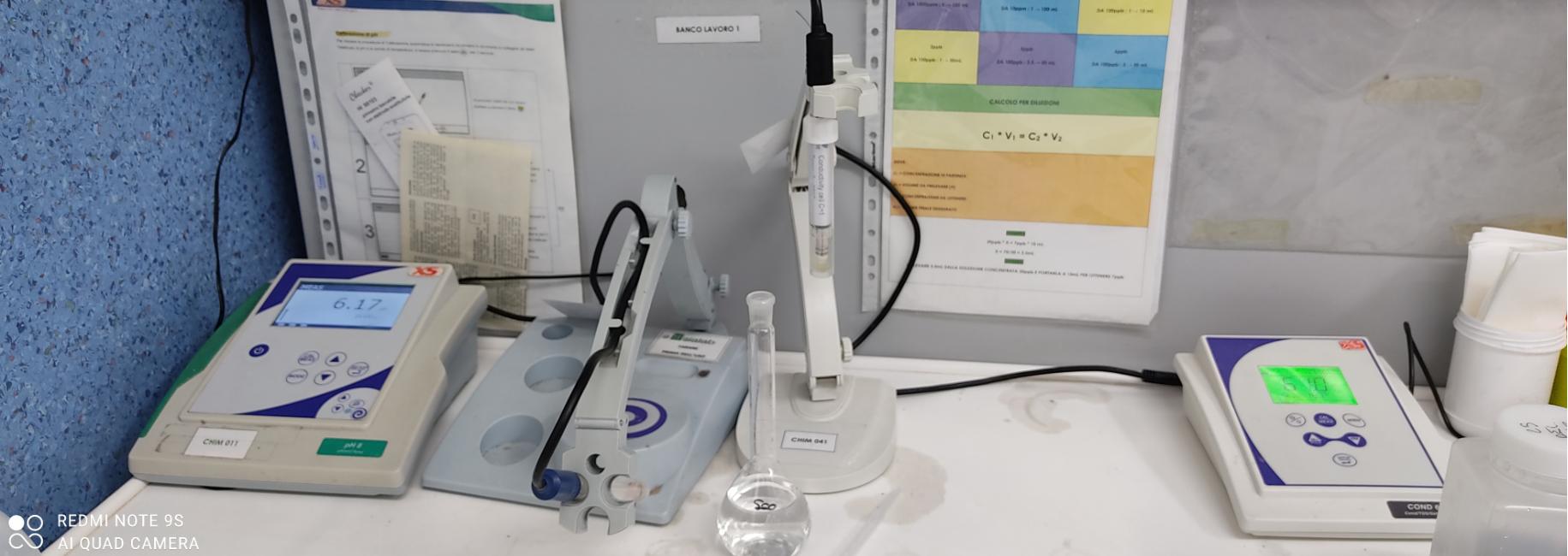 analisi microinquinanti in ambienti di lavoro